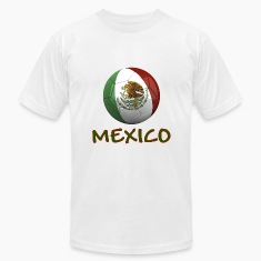 Team Mexico FIFA World Cup T-Shirts