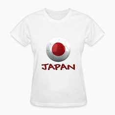 Team Japan FIFA World Cup Women's T-Shirts