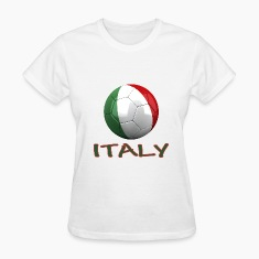 Team Italy FIFA World Cup Women's T-Shirts