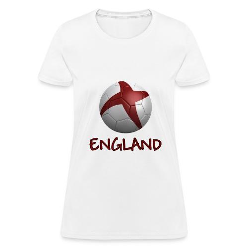 Team England FIFA World Cup - Women's T-Shirt