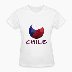 Team Chile FIFA World Cup Women's T-Shirts
