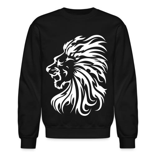 Lion Tribal. - Crewneck Sweatshirt