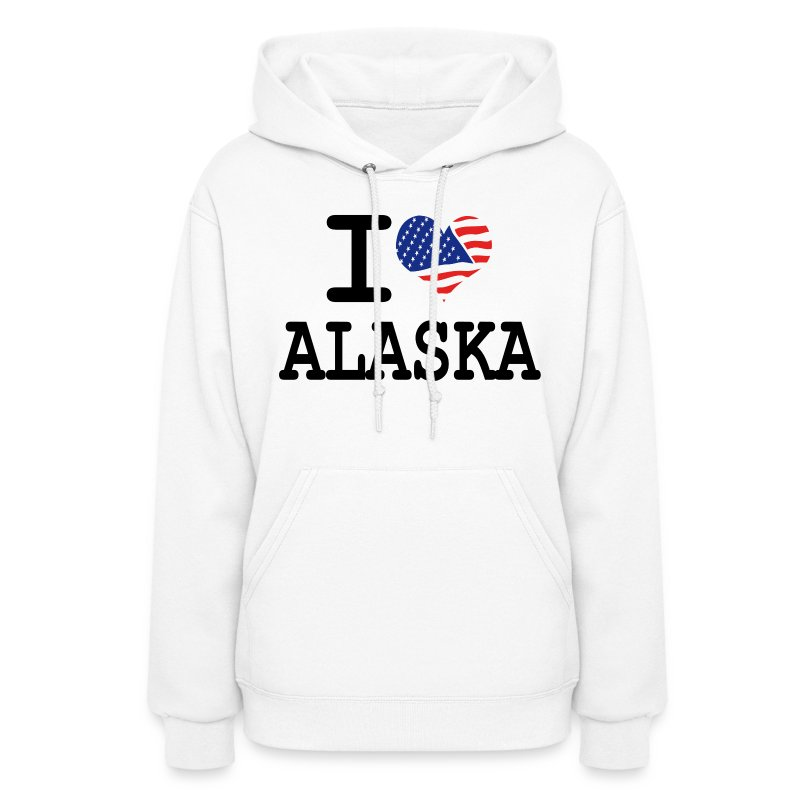 Alaska hoodie
