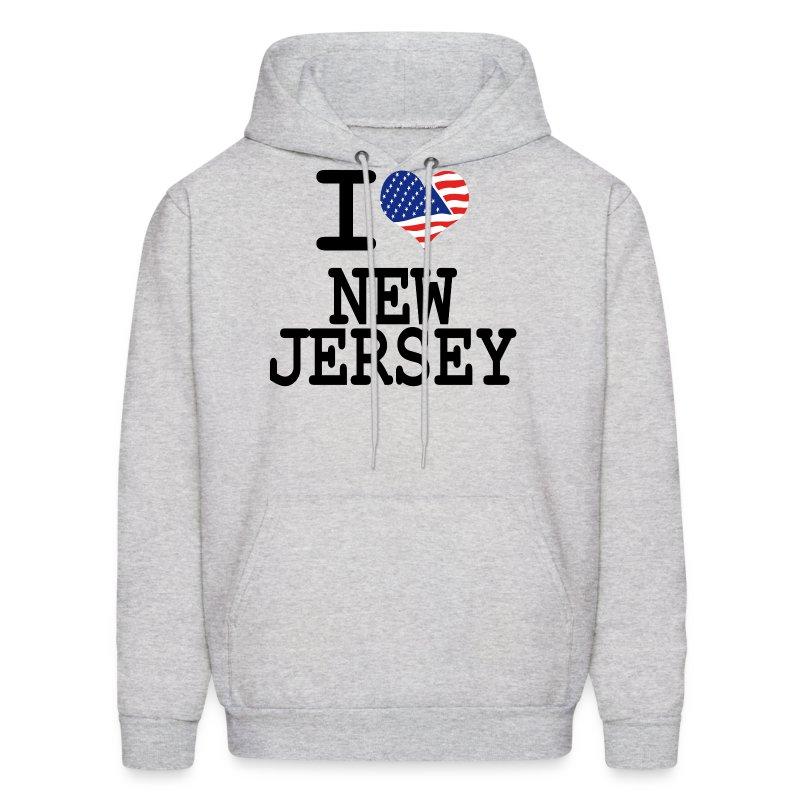 New jersey hoodies