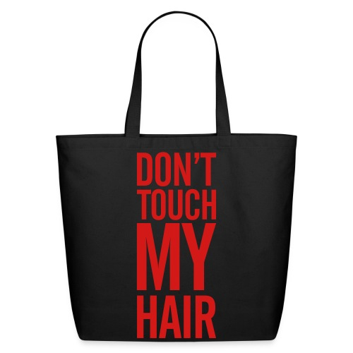 Don't Touch! - R - Eco-Friendly Cotton Tote