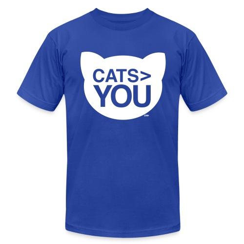 Cats  You - Men's Fine Jersey T-Shirt