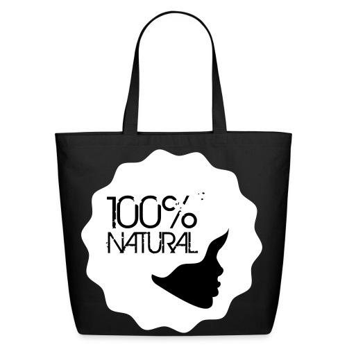 100% Natural! - W - Eco-Friendly Cotton Tote