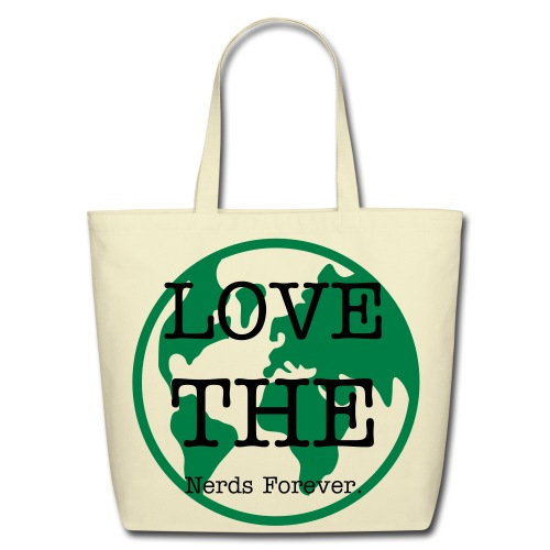 I <3 Photography Large Pin - Eco-Friendly Cotton Tote