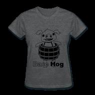 Women's T-Shirts ~ Women's T-Shirt ~ Bare Hog Logo