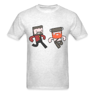 T-Shirts ~ Men's T-Shirt ~ Mens Tee: Hey Yogscast