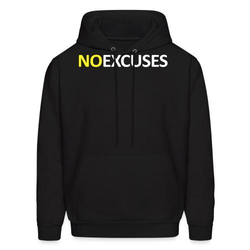 No Excuses Hooded Sweatshirt - Men's Hoodie