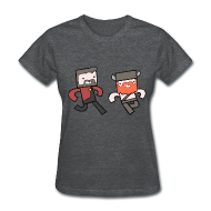 T-Shirts ~ Women's T-Shirt ~ Ladies Tee: Hey Yogscast
