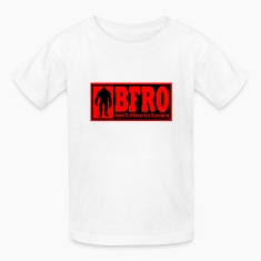 BFRO red Kids' Shirts