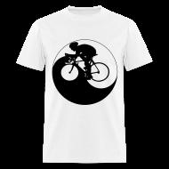 T-Shirts ~ Men's T-Shirt ~ Cycle Yang