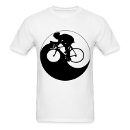 T-Shirts ~ Men's T-Shirt ~ Cycle Yang