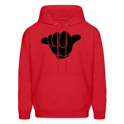 Wings Up Mens Hooded Sweatshirt - Men's Hoodie