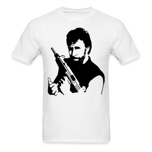 Chuck's Second Amendment - Men's T-Shirt