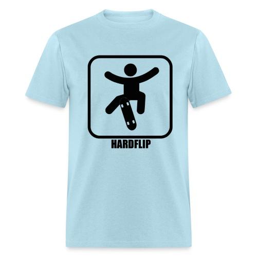 FWC hardflip skate kick flip outline - Men's T-Shirt