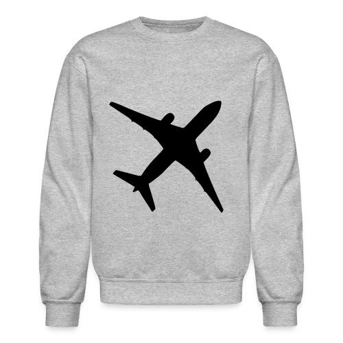 Pilots Big Plane - Crewneck Sweatshirt