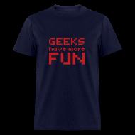 T-Shirts ~ Men's T-Shirt ~ Geeks Rock!