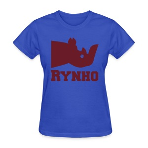 Womens Rynho Shirt Retro Colors - Women's T-Shirt