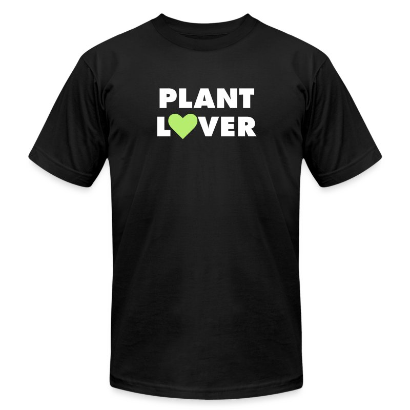 Plant Lover - Unisex - Men's T-Shirt by American Apparel