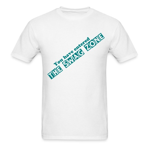 The Swag zone - Men's T-Shirt