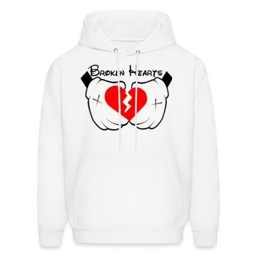 Disney Hearts - Men's Hoodie