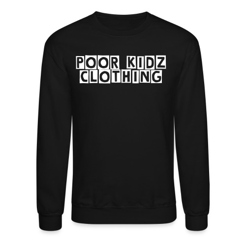 Poor Kidz Cutter Crew Neck - Crewneck Sweatshirt