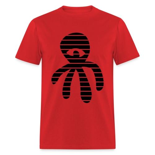 Deniz Tekkul: Striped Octopus  - Men's T-Shirt