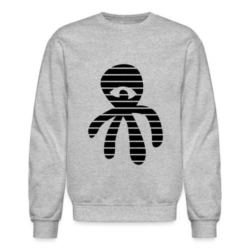 Deniz Tekkul: Striped Octopus  - Crewneck Sweatshirt