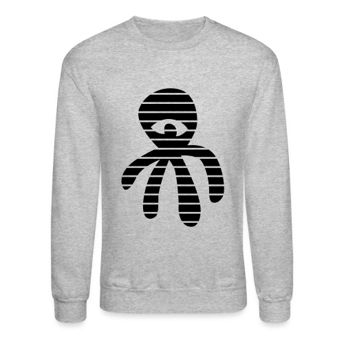 Deniz Tekkul: Striped Octopus  - Crewneck Sweatshirt