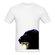 T-Shirts ~ Men's T-Shirt ~ Panther