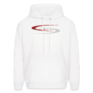 Hoodies ~ Men's Hoodie ~ coL Hooded Sweatshirt - White