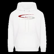 Hoodies ~ Men's Hoodie ~ coL Hooded Sweatshirt - White
