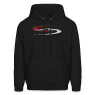 Hoodies ~ Men's Hoodie ~ coL Hooded Sweatshirt - Black