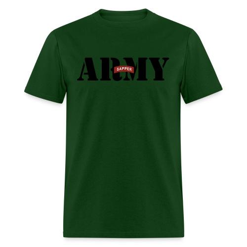 Army Sapper Front - Men's T-Shirt