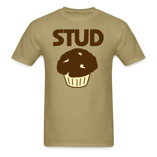Stud Muffin - Mens Tee - Men's T-Shirt