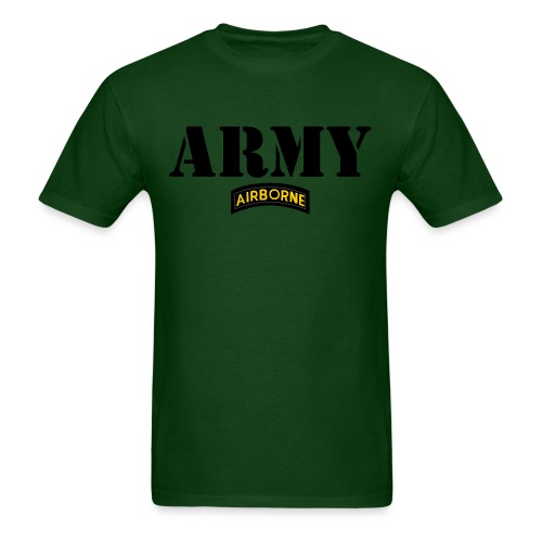 Army Airborn - Men's T-Shirt