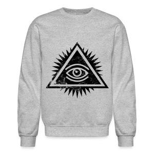 Eye of providence - Crewneck Sweatshirt