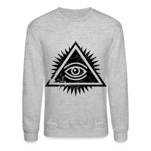 Eye of providence - Crewneck Sweatshirt