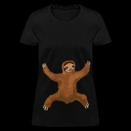 Women's T-Shirts ~ Women's T-Shirt ~ Sloth Love Hug Women's