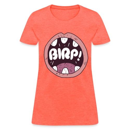 Women's BIRP! Logo T - Women's T-Shirt