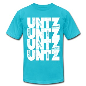 UNTZ UNTZ UNTZ EDMNYC - Men's T-Shirt by American Apparel