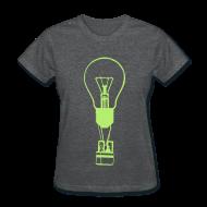 Women's T-Shirts ~ Women's T-Shirt ~ Idea Taking Flight