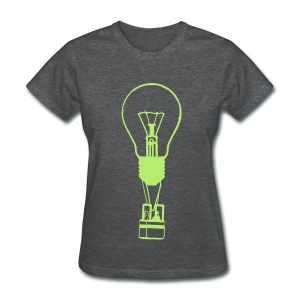 Idea Taking Flight - Women's T-Shirt