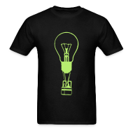 T-Shirts ~ Men's T-Shirt ~ Idea Taking Flight