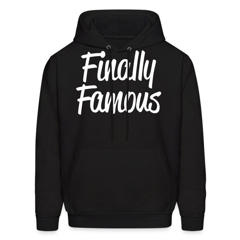 Finally Famous - Men's Hoodie