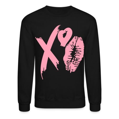 XO Kiss - Crewneck Sweatshirt