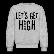 Long Sleeve Shirts ~ Crewneck Sweatshirt ~ Article 9165005